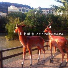 鹿-玻璃鋼烤漆-福州禹州地產鼓山一號