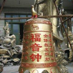 寺廟銅鐘,福音鐘銅雕