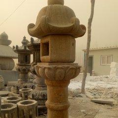 石灯,园林景观石雕