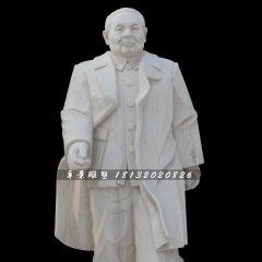 鄧小平石雕,廣場漢白玉偉人雕塑