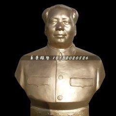 毛主席铜雕像,广场伟人铜雕