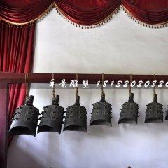 編鐘雕塑,青銅編鐘雕塑