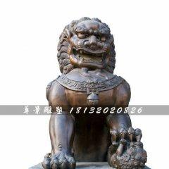北京獅銅雕,銅獅子雕塑