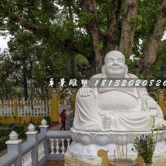 弥勒佛石雕,寺庙笑面佛石雕