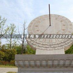 日晷石雕,广场石雕日晷
