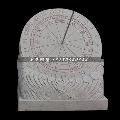 大理石日晷,广场日晷石雕