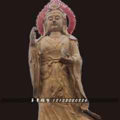 銅觀音雕塑,立式觀音菩薩銅雕