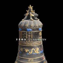 玻璃钢钟,寺庙仿铜钟