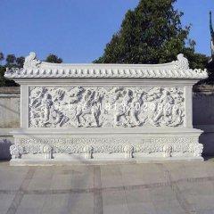 石雕影壁,广场照壁石雕