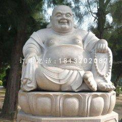 笑面佛石雕,弥勒佛石雕