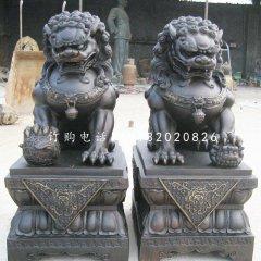 北京獅銅雕鑄銅獅子雕塑