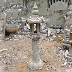 石灯,仿古石灯,园林景观雕塑