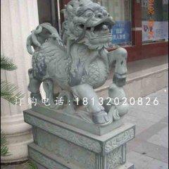 麒麟雕塑,青石動物雕塑