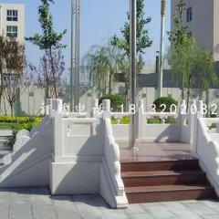 漢白玉升旗臺雕塑,廣場石雕欄板