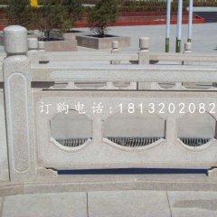 栏板栏杆石雕,中式栏板