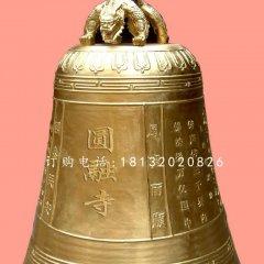 鑄銅鐘,寺廟銅鐘
