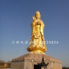 大型佛像銅雕觀音菩薩雕塑