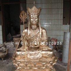 銅雕地藏王菩薩鑄銅佛像雕塑