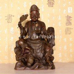 濟公銅雕,古代名人銅雕