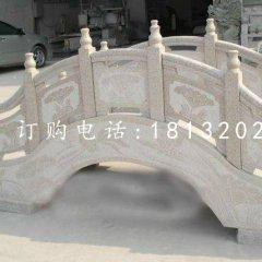 石雕小桥,公园石雕拱桥