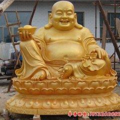 彌勒佛銅雕,招財彌勒佛銅雕