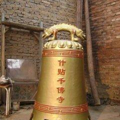 寺廟銅雕鐘鑄銅鐘雕塑