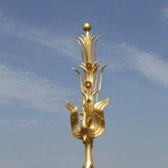 铜雕凤凰城市景观雕塑