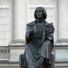 銅雕哥白尼西方名人雕塑