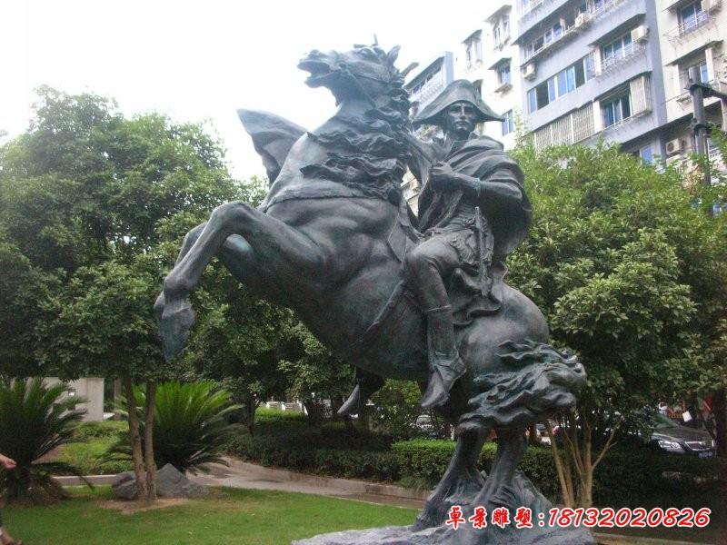 西方名人拿破仑铜雕