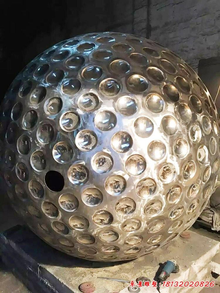 不锈钢高尔夫球