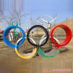 不銹鋼小區奧運五環