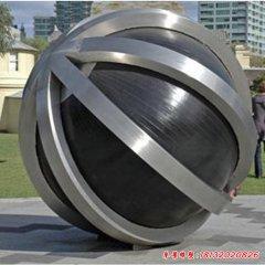 不銹鋼公園燈籠雕塑