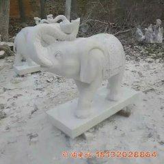 元寶大象石雕