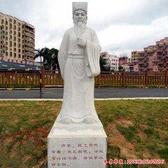 大型包公人物石雕