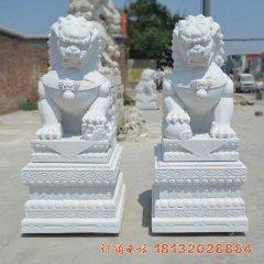 庭院镇宅石雕狮子