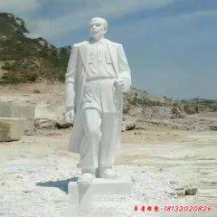 白求恩人物石雕