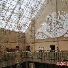 酒店壁畫玻璃鋼美人魚浮雕