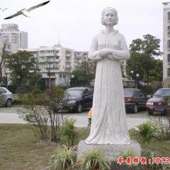 醫院南丁格爾石雕