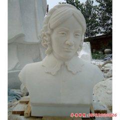 南丁格爾胸像石雕
