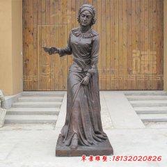 南丁格爾銅雕像
