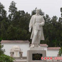 纪念馆白求恩石雕