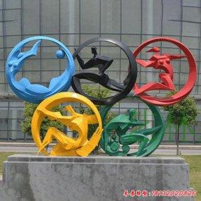 奧運廣場雕塑