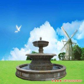 園林水景雕塑